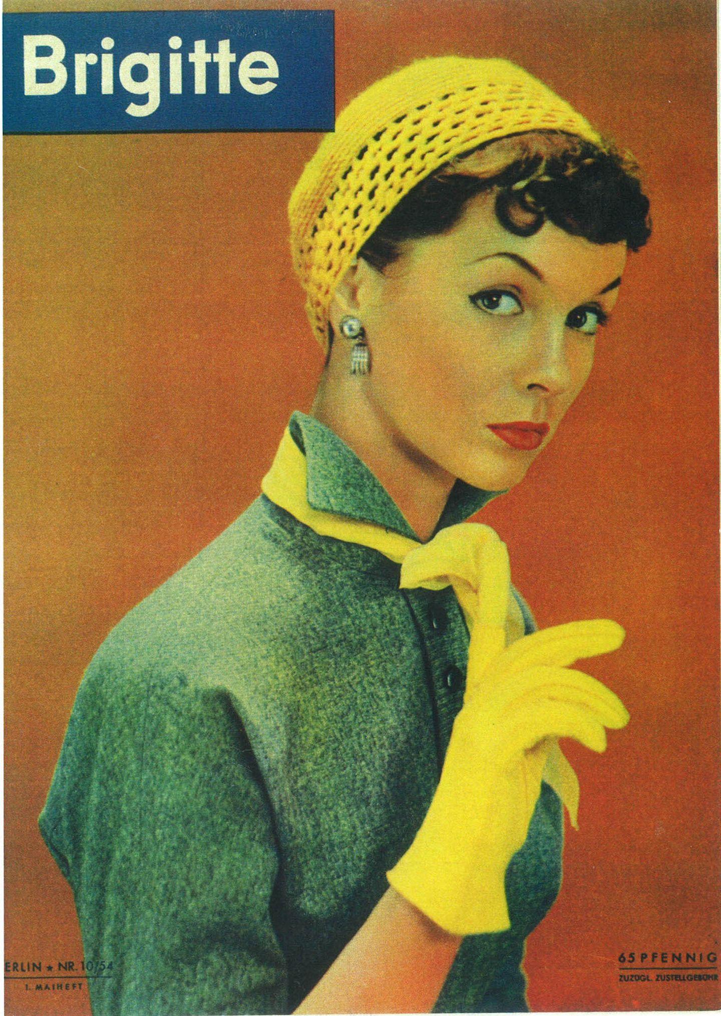 Brigitte Cover 1954