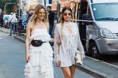 Das sind die schönsten weißen Kleider für den Sommer