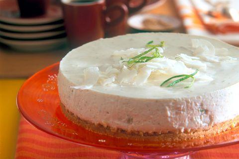 Kokos-Limetten-Torte