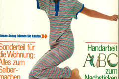 Brigitte Cover 1976