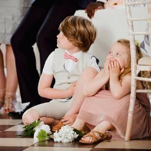 Was nervt Gäste auf einer Hochzeit? Kinder auf einer Feier