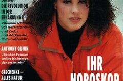 Brigitte Cover 1989