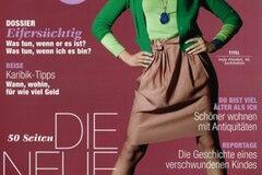 Brigitte Cover 2010