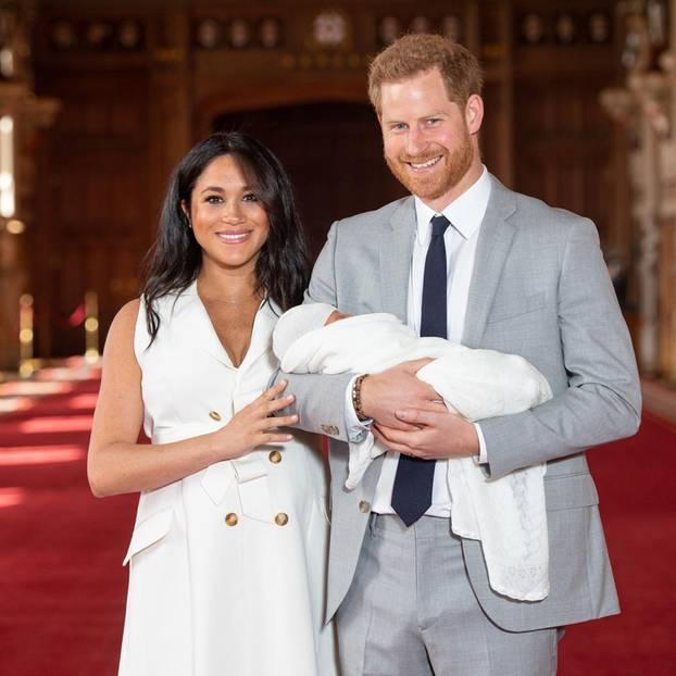 Meghan Markle Prinz Harry Das Erste Babyfoto Ist Da Brigittede
