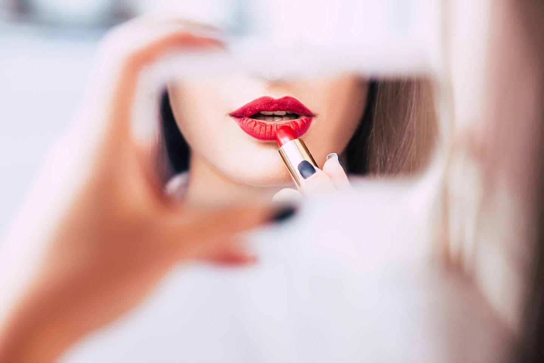 Die Frühlings-Make-up-Routine der Französinnen