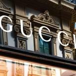 Gucci Store von außen