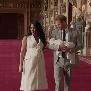 Prinz Harry: Ehrt er mit dem Namen seines Sohnes Lady Diana?