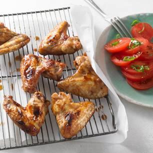 Chicken-Wings süß-sauer