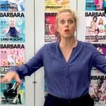 Barbara über hochzeitskleid