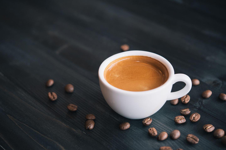 Der perfekte Espresso: Espresso-Tasse