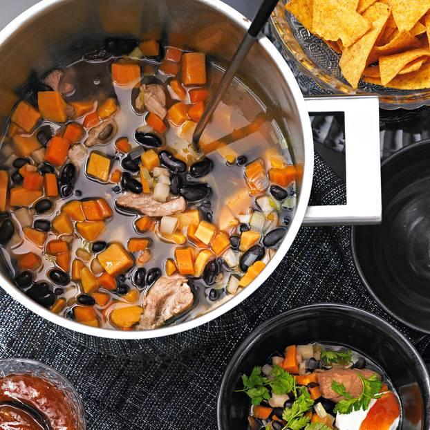 Partysuppen Heiße Rezepte Für Die Gäste Brigittede