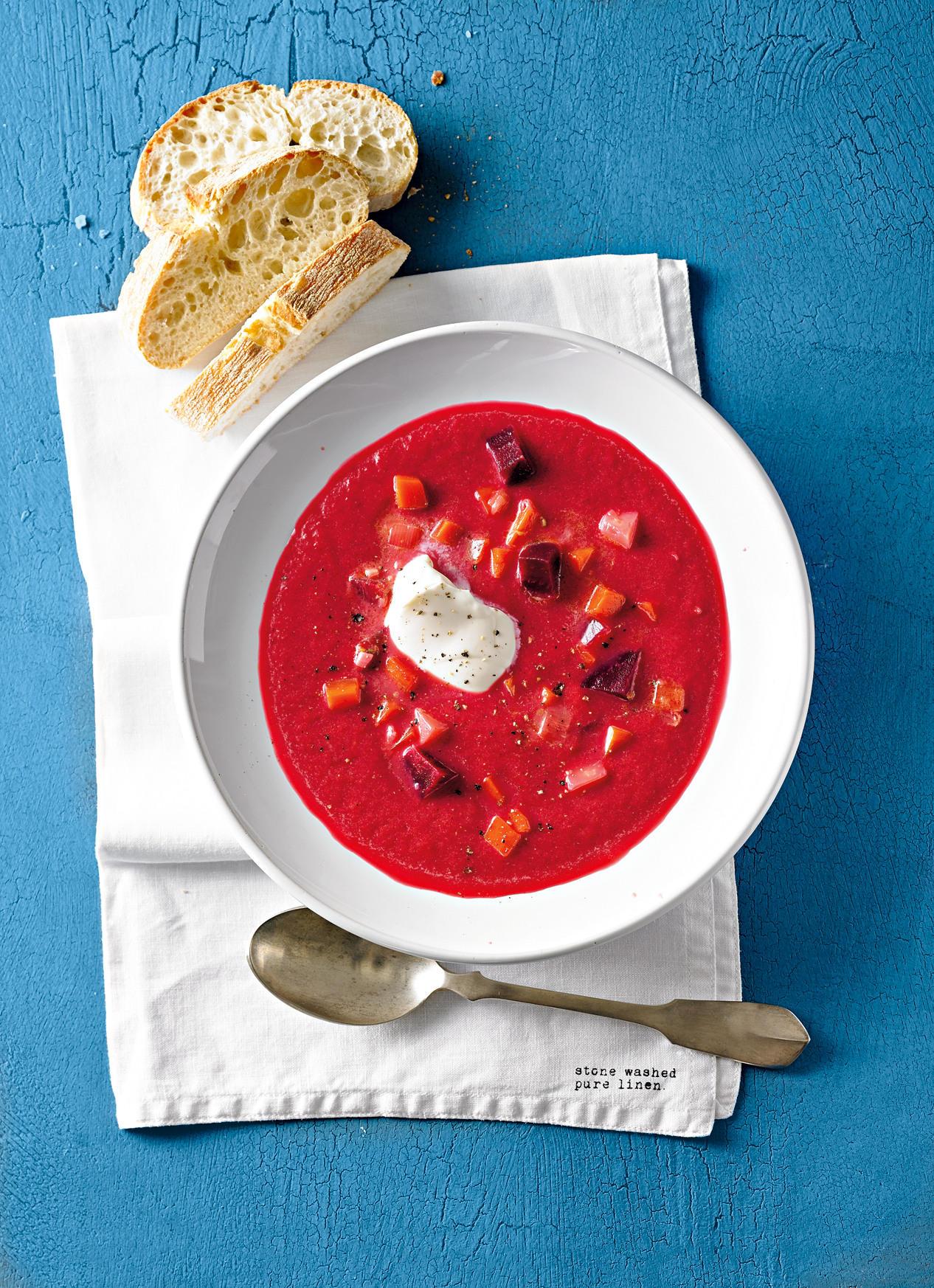 Suppe Brigitte