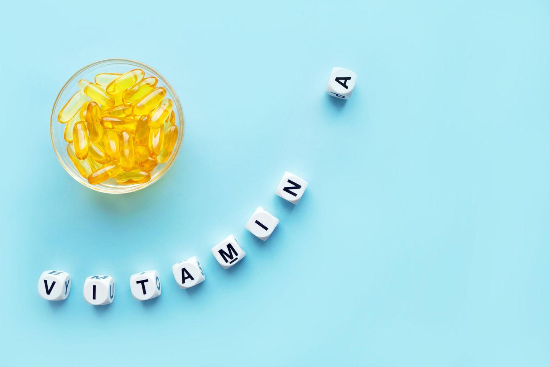 Anti-Aging-Wirkstoffe: Vitamin A
