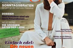 Brigitte Cover 2012
