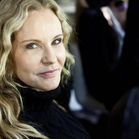 Katja Burkard (54) schwanger? Dieses Bild mit Babybauch verwirrt: Katja Burkard