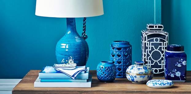 Deko-Lieblinge aus der Redaktion: Lampe, Kerzen und Servietten