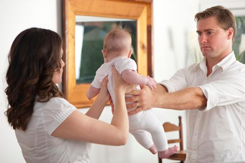 Das erste Babyjahr