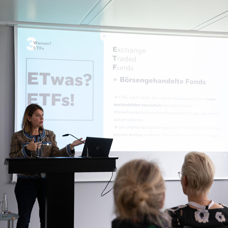 Finanz-Symposium: ETFs