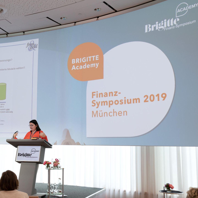Finanz-Symposium: Renate Fritz