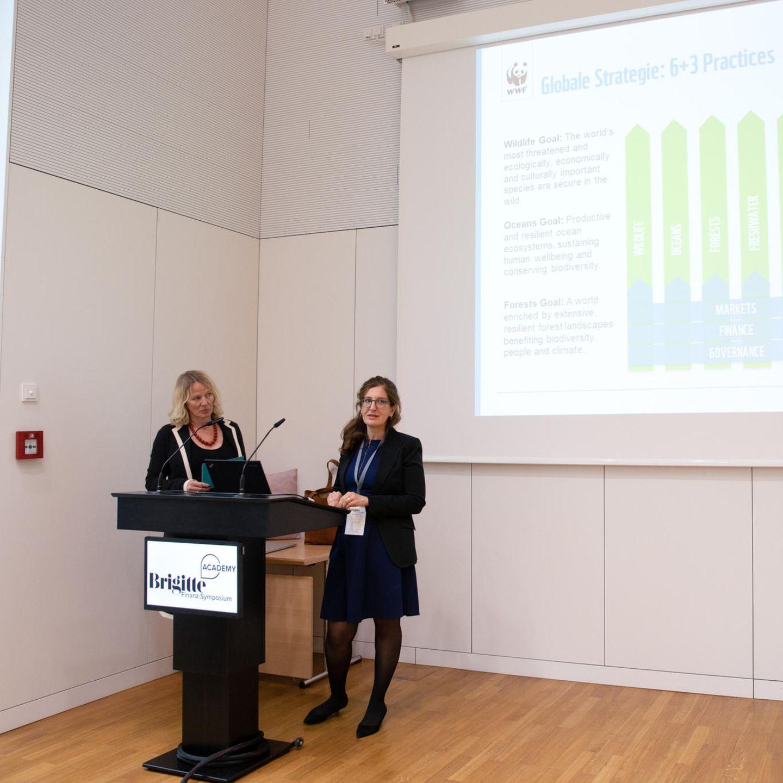 Finanz-Symposium: Nachhaltige Finanzen