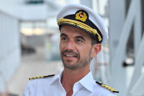 Florian Silbereisen als Traumschiffkapitän