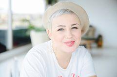 """Sandra Wurster: """"Das Leben ist zu kurz, um den Bauch einzuziehen"""""""
