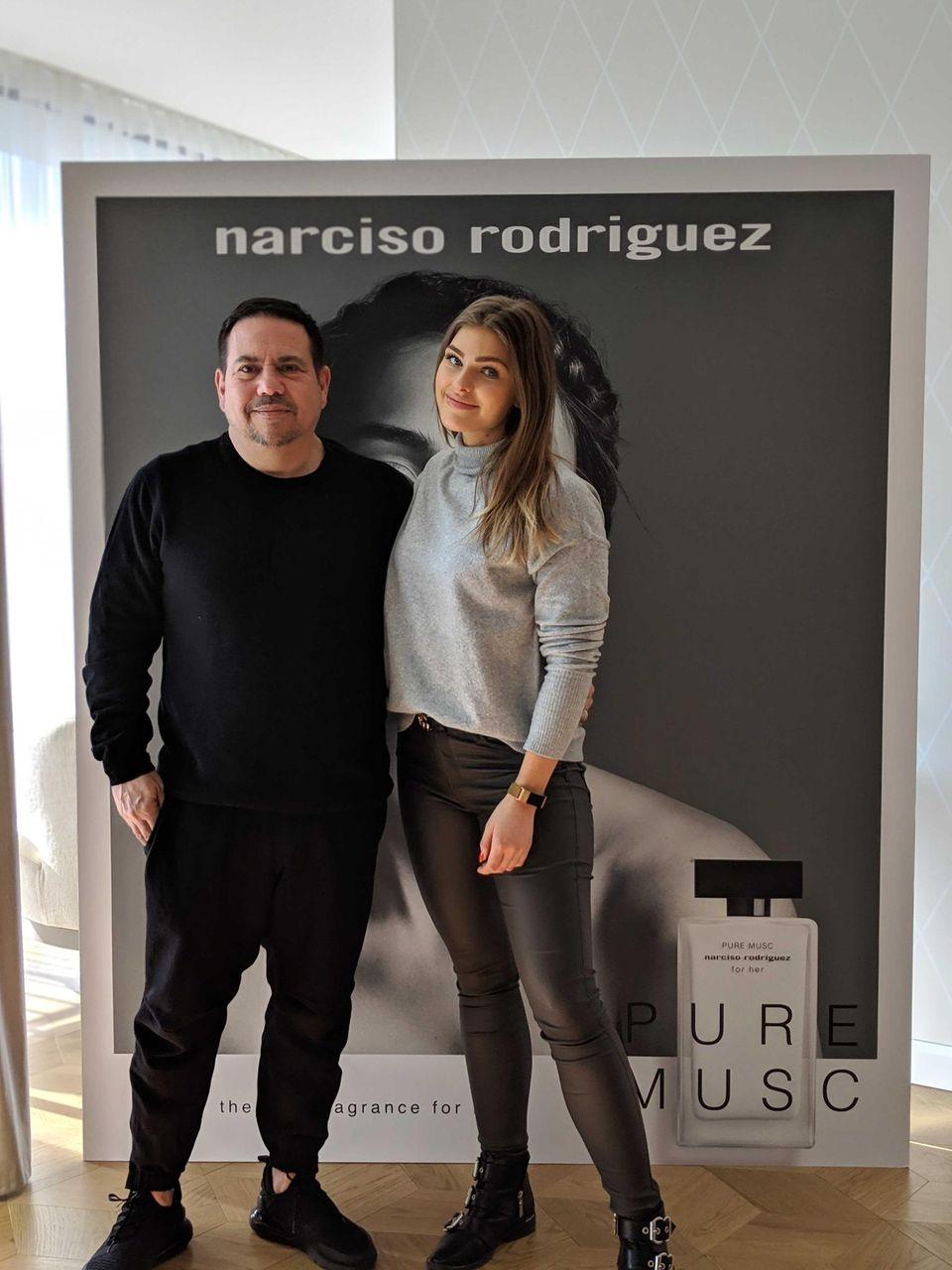 Duftlayering: Narciso Rodriguez