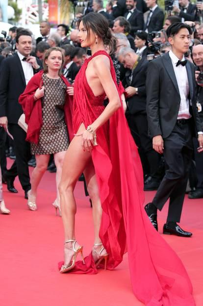 Cannes Filmfestival 2019: Aessandra Ambrosio