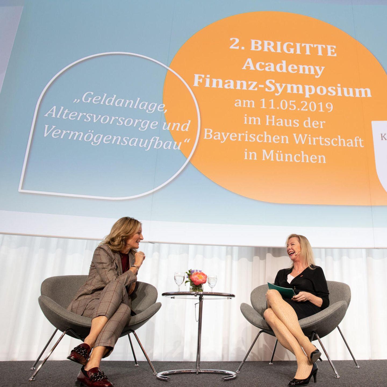 Finanz-Symposium: Monika Gruber