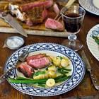 Bistecca alla fiorentina (Steak Florentiner Art)