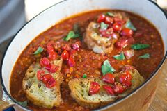 Pappa al Pomodoro (Tomaten-Brot-Suppe)