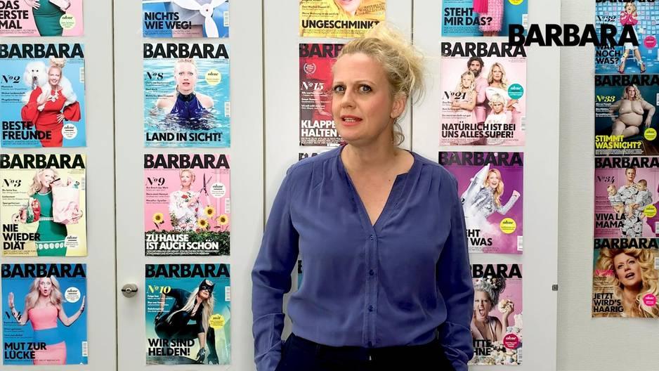 Barbara über spraytanning