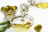 Mamas Pflegegeheimnis: Olivenöl