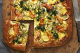 Kastanien-Pizza