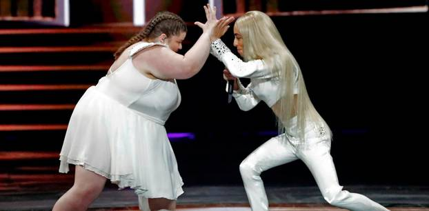 Eurovision Song Contest: Lizzy Howell und Bilal Hassani