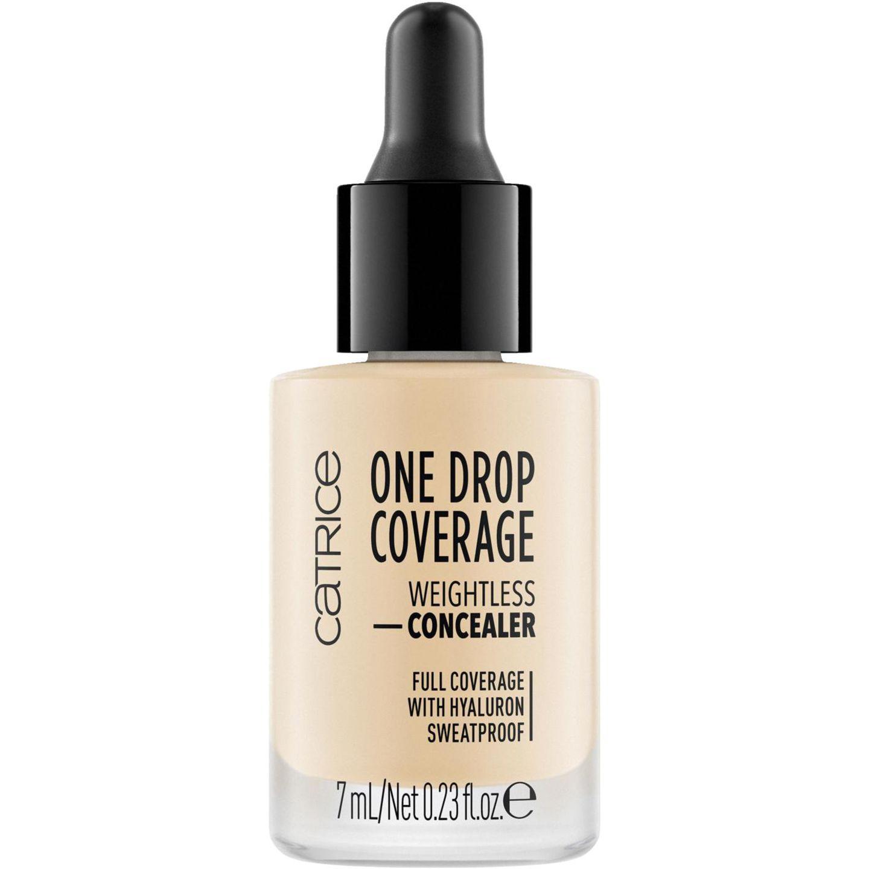 Die besten Concealer: One Drop Coverage Weightless Concealer von Catrice