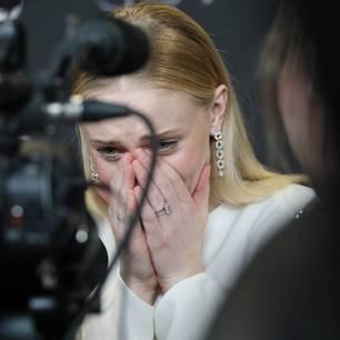 Sophie Turner: So hungert sie sich für GOT krank