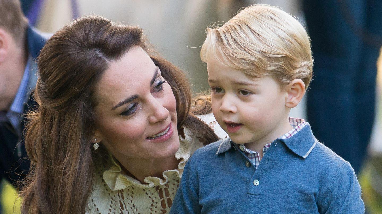 Prinz George macht Mama Kate ein süßes Kompliment