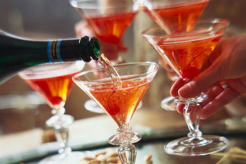 Campari-Cocktail