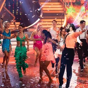 """Oliver Pocher und Christina Luft mussten sich offiziell schon von """"Let's Dance"""" verabschieden"""