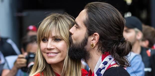 Germany's Next Topmodel: Heidi Klum und Tom Kaulitz