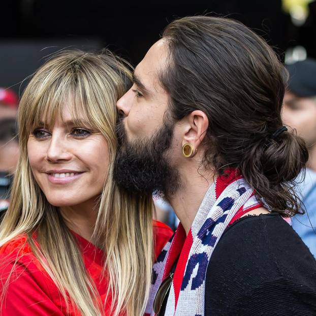 Germany's Next Topmodel: Heidi Klum und Tom Kaulitz