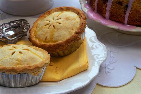 Apple-Pie mit Mohn