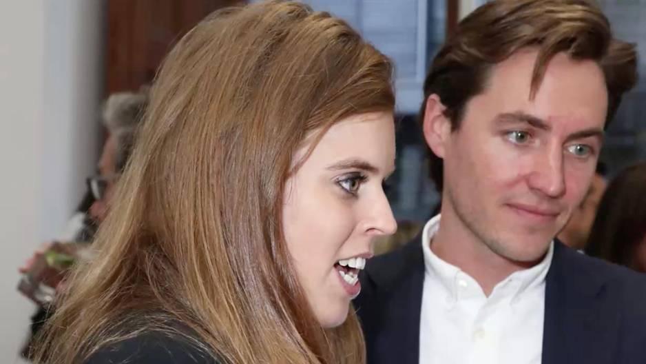 Prinzessin Beatrice mit neuem Freund: Steht ihre Hochzeit bevor?