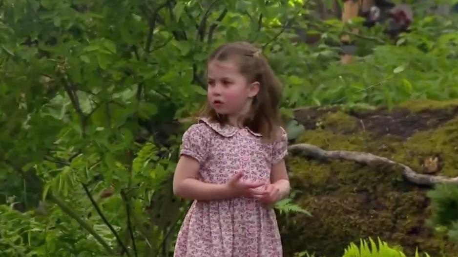 Prinzessin Charlotte: Prinz William nennt sie Mignonette