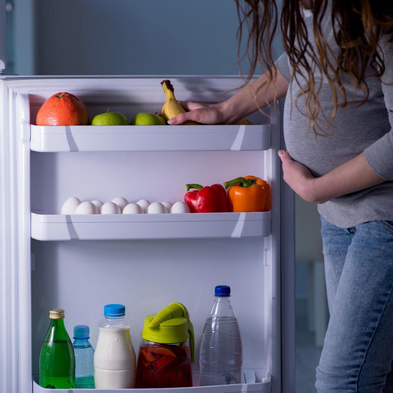 Dürfen essen was schwangere nicht Was darf