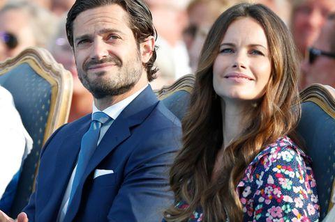 Prinz Carl Philip und Prinzessin Sofia: So groß sind ihre Kinder geworden