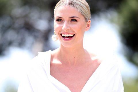 """Lena Gercke verrät: """"DAS ist der genialste Make-up-Tipp, den ich vom Profi bekommen habe"""" 💄"""