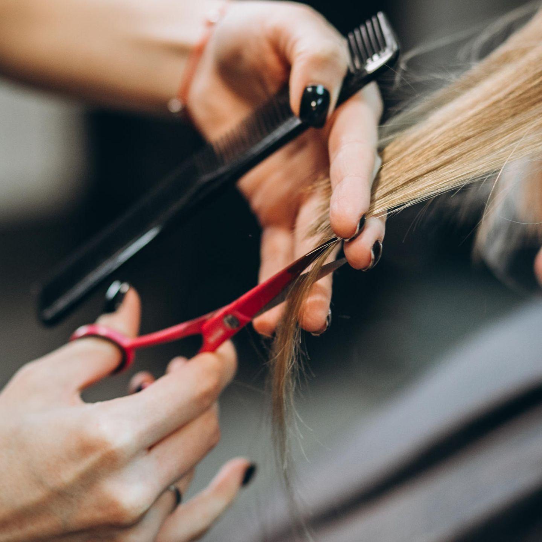 Falsch.Die Haare fangen nicht auf einmal an, schneller zu wachsen, nur weil man sie um ein paar Zentimeter kürzt. Die Haare sehen nach einem Friseurbesuch lediglich fülliger aus. Denn: Wer die Haare lange nicht geschnitten hat, bekommt im Laufe der Zeit fransige und ausgedünnte Spitzen.