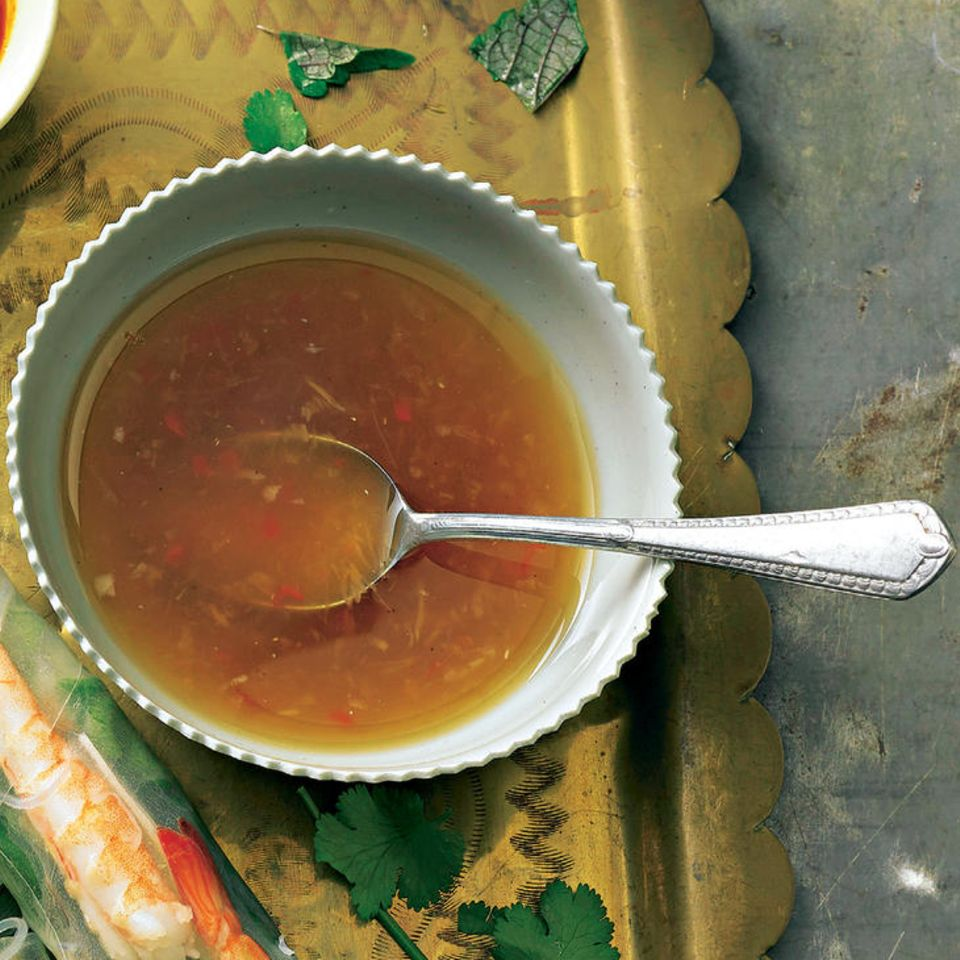 Chili-Limetten-Soße